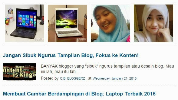 Featured Post (Produk) SEO Friendly