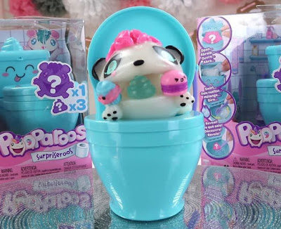 Игрушки Pooparoos Toilet Surprise