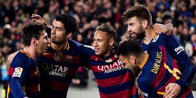 Jadwal Bola Siaran Langsung Liga Spanyol 20-22 Februari 2016
