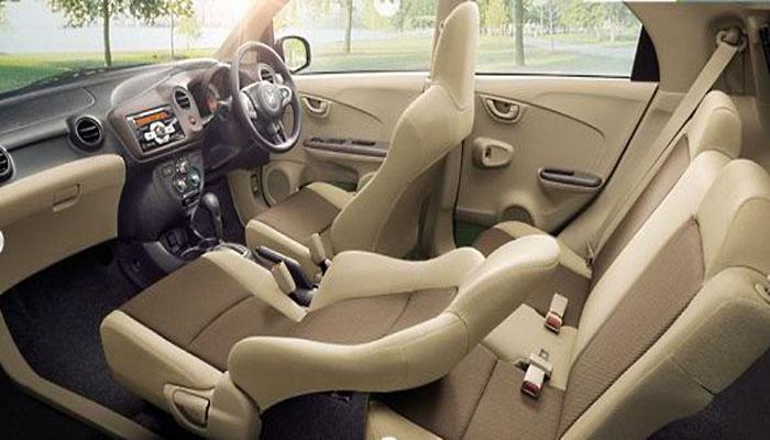 Fitur Honda Brio