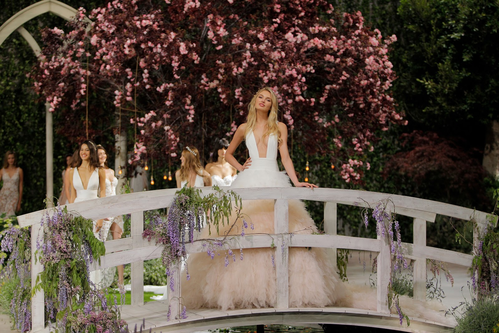 Wedding Dresses: Pronovias 'In Bloom' 2019 Collection