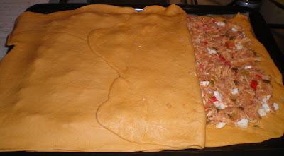 Empanada de pollo la cocinera novata masa aves receta cocina economica pobres