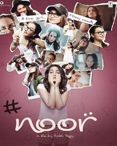 Noor 2017 Hindi pDVDRip 700mb (Audio Cleaned) BEST