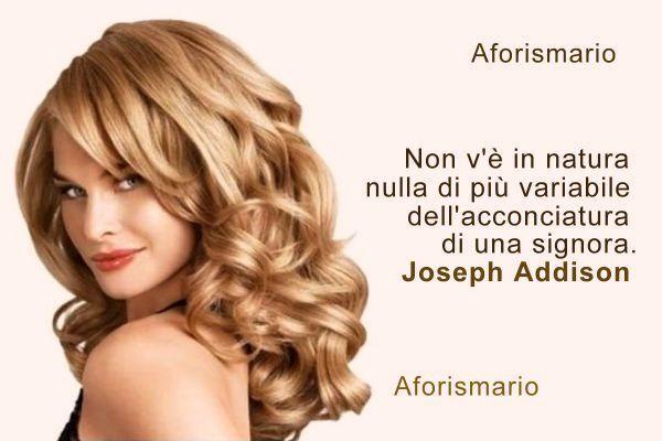 Top Aforismario®: Parrucchieri e Acconciatura - Frasi e battute divertenti BW39