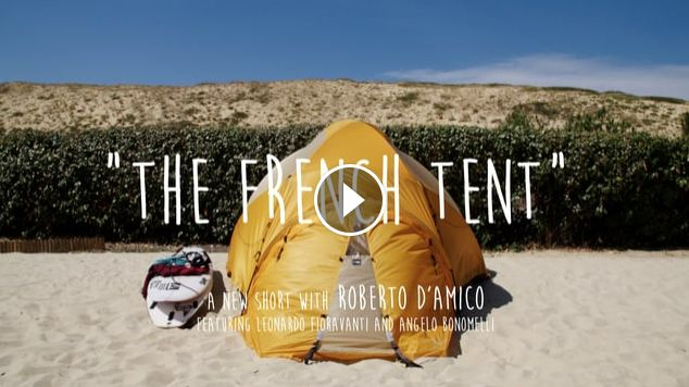 - THE FRENCH TENT -