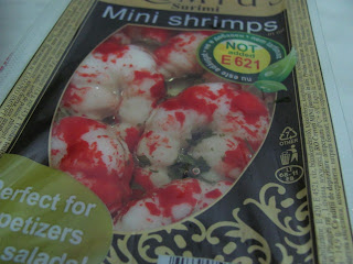 shrimps pack