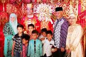 Walikota Padang Mahyeldi Hadiri Pernikahan M.Rizal Al Idrus Dengan Tri Indayani