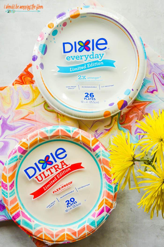 Dixie Summer Plates