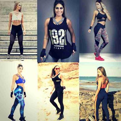 Donna Carioca Moda Fitness