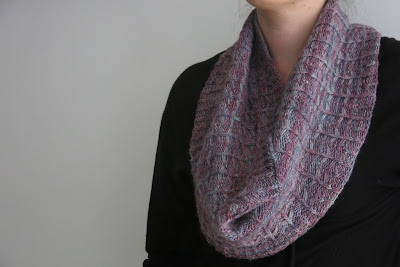knitting pattern for variegated yarn