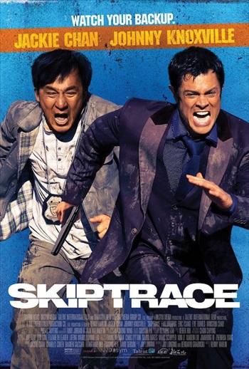Skiptrace 2016 Dual Audio Hindi Movie Download