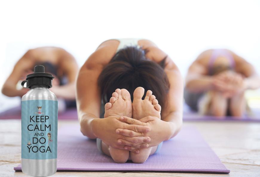 uong nuoc khi tap yoga