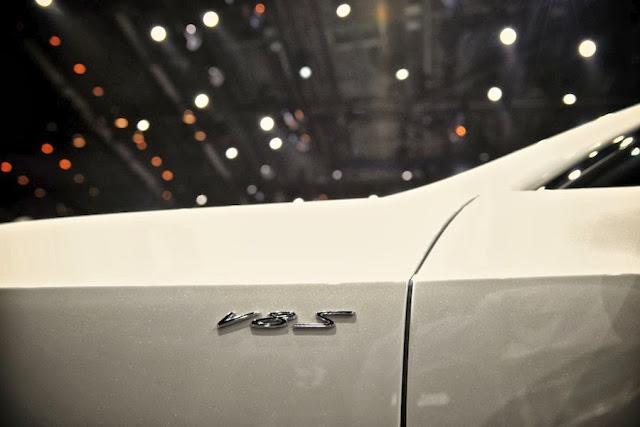コンチネンタルGT V8 Sのロゴ
