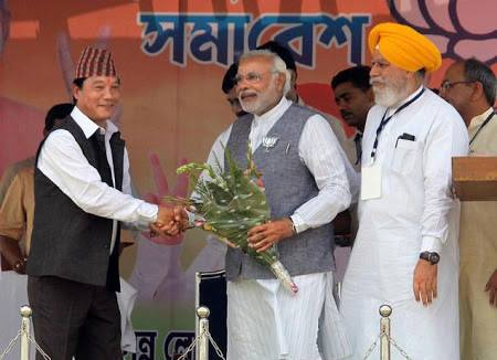 Darjeeling MP SS Ahluwalia sworn in as minister as PM Modi reshuffles the cabinet