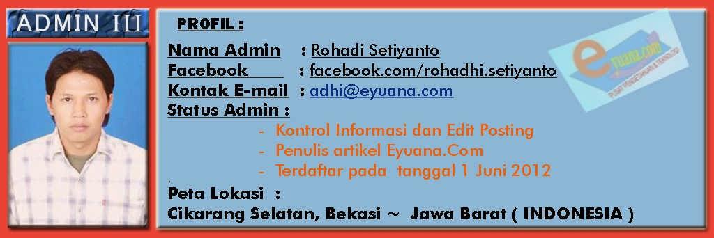 Admin Pusat Pengetahuan dan Teknologi