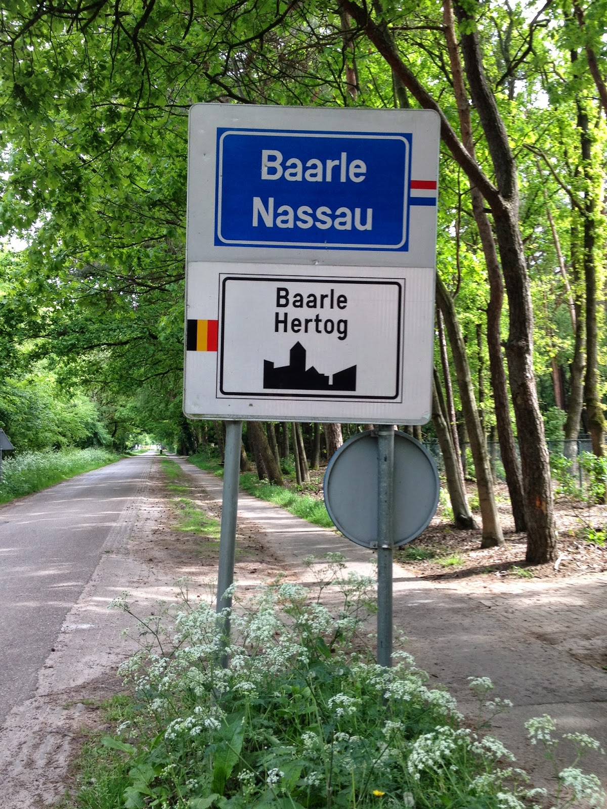 Baarle A Tale of Two Towns