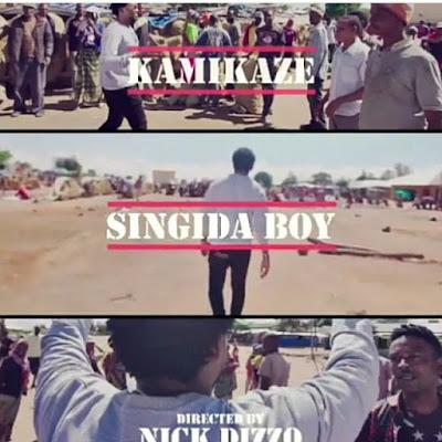Cyrill Kamikaze Ft. Songa - Singida Boy video