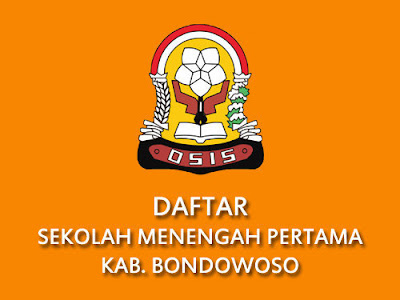 Daftar SMP di Kabupaten Bondowoso