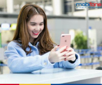 Mobifone khuyến mãi nạp tiền trực tuyến ngày 29/6/2017