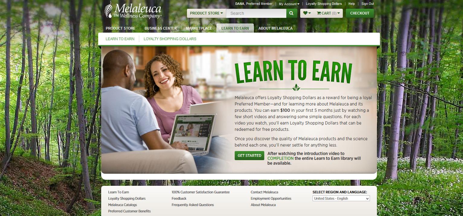 DayzPage: Melaleuca The Wellness Company: Do you want a Healthier ...