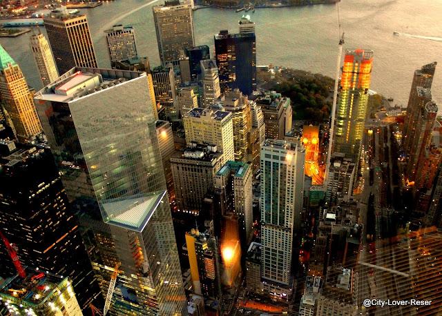 New York - One World Observatory