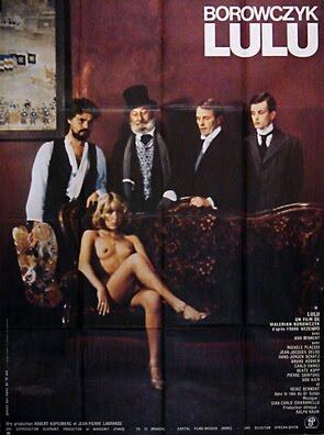 Anne Bennent in Borowczyk's 1980 film of Frank Wedekind's LULU