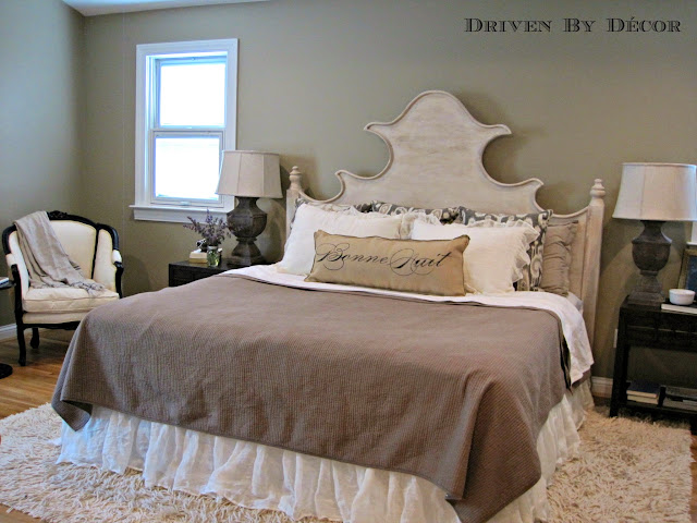 House Tour: Master Bedroom & Bathroom | Driven by Decor