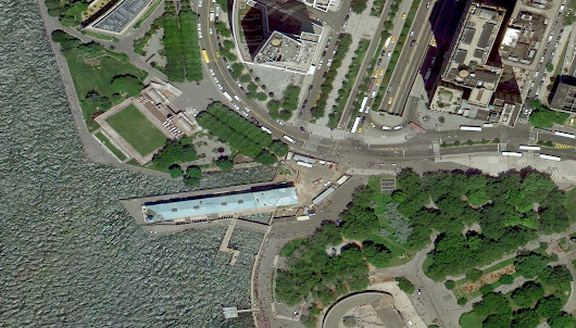 Bringing Google Earth Images to Business