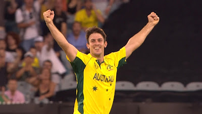 Mitchell Marsh Biography, Age, Height, Weight