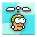 Swing Copters Game logo