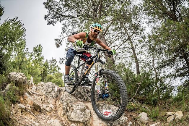 Bikebergsteigen Monte Grammondo Ventimiglia