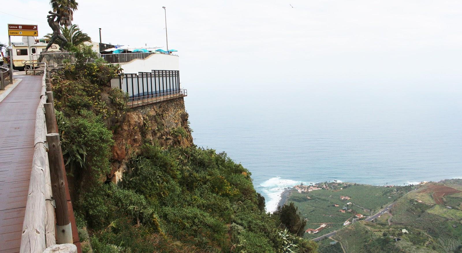 Resultado de imagen de El Ayuntamiento adjudica la gestión del restaurante  del Mirador El Lance en Icod el Alto