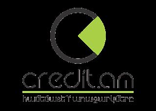 Credit AM Logo Vector