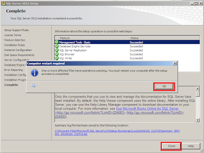 SQL Server Installation with tools