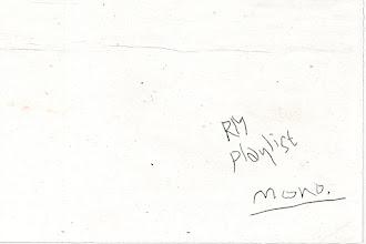 'mono.', el nuevo trabajo en solitario de RM