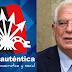 La Falange sale en defensa del ministro Josep Borrell