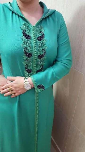 اخر موديلات الجلابة المغربية 2016