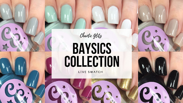 Chaotic Glitz BAYsics Collection