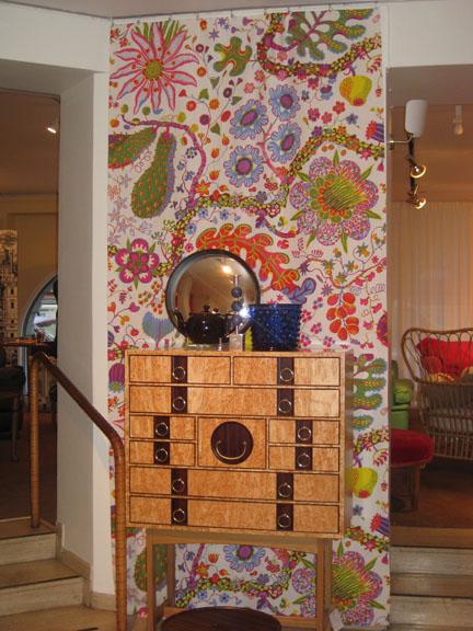 Lisa Mende Design Josef Frank Exhibit On Tour In Us