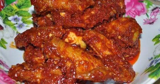 Resep Ayam Goreng Sambal Pedas Yang Enak dan Lezat