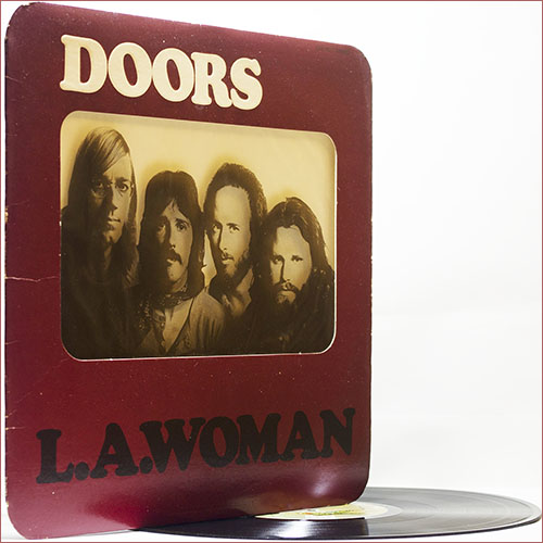 Goldrockmusic The Doors L A Woman 1971 Vinyl Rip