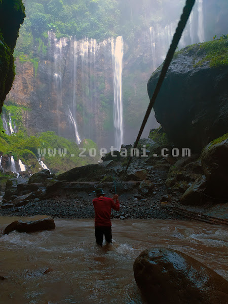 How To Get to Tumpak Sewu Waterfall Indonesia