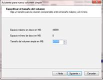 Como crear o eliminar particiones en Windows 7 sin tener que formatear -http://4.bp.blogspot.com/-onZ_9X87bnQ/T0vMMXUtRnI/AAAAAAAAABc/dgb957tTgkc/s1600/Tama%C3%B1o+disco.png