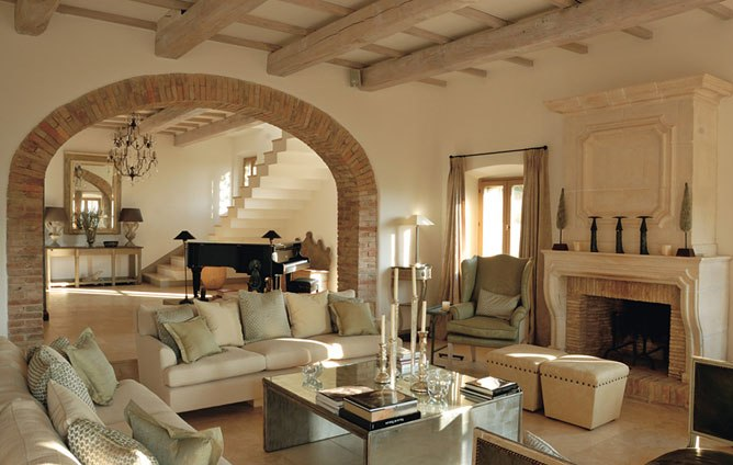 Living Rooms by the Architectural Digest   home appliance