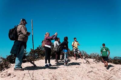 Nova categoria profissional na Ilha, condutores de turismo da AMAIC apresentados no COMTUR