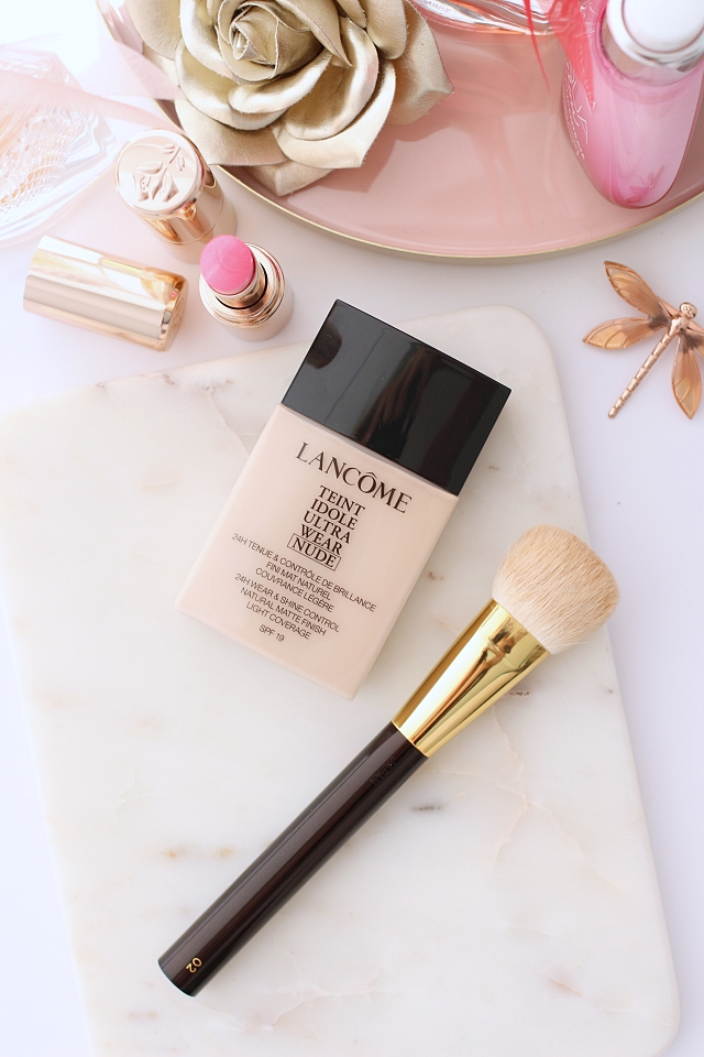 Lancôme Teint Idole Ultra Wear Nude foundation