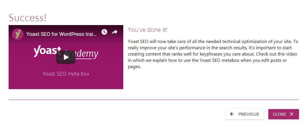 Cara Setting Plugin Yoast SEO Terbaru 2019 12