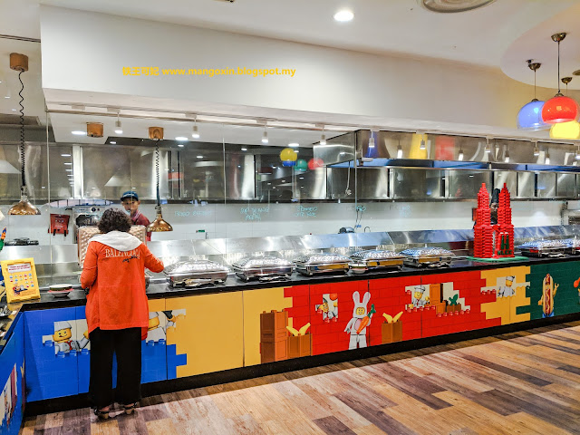 Legoland Hotel Bricks Family Restaurant | 斋月国际自助餐 Ramadan Buffet