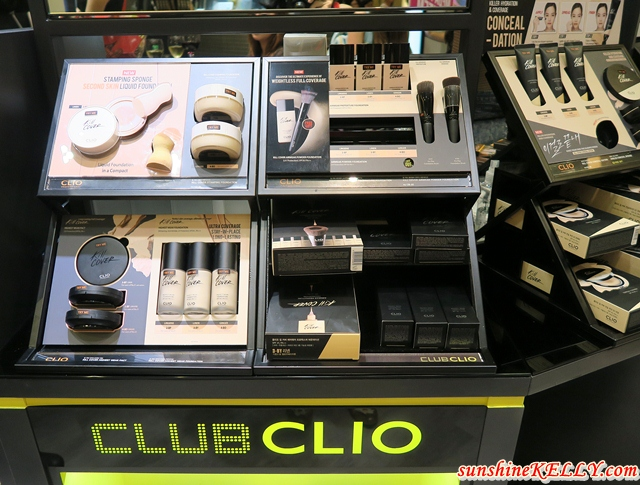 CLUB CLIO 1st Outlet In Southeast Asia, Sunway Pyramid