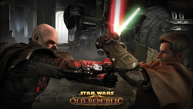 Star Wars Old Republic Game